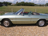 Alfa Romeo Spider 2.0 SERIES 3 TWO DOOR LHD