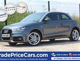 Audi A1 1.4 TFSI S LINE 3d 122 BHP
