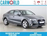 Audi A3 1.6 TDI SPORT 4d 109 BHP