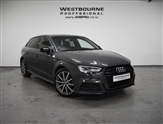 Audi A3 1.5 TFSI S Line Black Edition