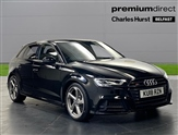 Audi A3 S3 TFSI Quattro Black Edition 5dr S Tronic