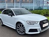 Audi A3 1.5 TFSI Black Edition 3dr