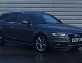 Audi A4 2.0 TDI 177 S Line 5dr Multitronic Auto