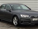 Audi A4 2.0T FSI S Line 4dr S Tronic Auto