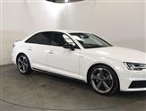 Audi A4 2.0 TDI BLACK EDITION 4d 188 BHP