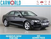 Audi A4 2.0 TDI ULTRA SPORT 4d 148 BHP