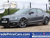 Audi A4 2.0 TDI BLACK EDITION PLUS 4d 174 BHP