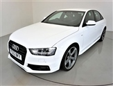 """Audi A4 2.0 TDI BLACK EDITION START/STOP 4d AUTO-19""""ALLOYS-BANG AND OLUFSEN SOUND-BLACK STYLING PACK-XENON H"""