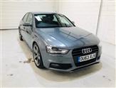 Audi A4 2.0 TDI Black Edition 4dr