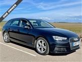 Audi A4 2.0 AVANT TDI ULTRA SPORT 5d 148 BHP
