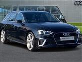 Audi A4 40 TFSI S Line 5dr S Tronic