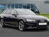 Audi A4 35 TFSI Black Edition 5dr S Tronic