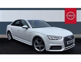 Audi A4 1.4T FSI S Line 4dr [Leather/Alc]