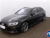 Audi A4 35 TDI Black Edition 5dr S Tronic