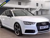 Audi A4 1.4 TFSI BLACK EDITION 4d AUTO 148 BHP