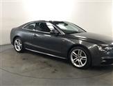 Audi A5 2.0 TDI S LINE S/S 2d AUTO 177 BHP