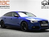 Audi A5 *PANORAMIC SUNROOF*3.0 TDI QUATTRO BLACK EDITION PLUS 5d 242 BHP