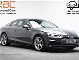 Audi A5 3.0 TDI QUATTRO S LINE 2d 218 BHP