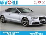 Audi A5 2.0 TDI QUATTRO BLACK EDITION PLUS 2d 174 BHP