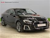 Audi A5 40 TFSI 204 S Line 2dr S Tronic