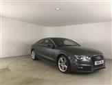 Audi A5 2.0 TDI S LINE 3d AUTO 187 BHP