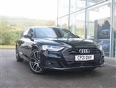 Audi A8 50 TDI Quattro Black Edition 4dr Tiptronic