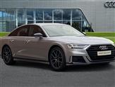 Audi A8 55 TFSI Quattro Black Edition 4dr Tiptronic
