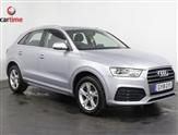 Audi Q3 1.4 TFSI SPORT 5d 148 BHP SAT NAV Bluetooth DAB Digital Radio Rear Parking