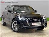 Audi Q3 35 TDI Quattro S Line 5dr S Tronic