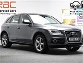 Audi Q5 3.0 TDI QUATTRO S LINE 5d 258 BHP
