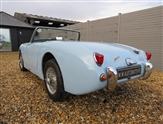 Austin Healey 3000 convertible usable solid