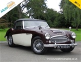 Austin Healey 3000 BJ7 4 SEATS
