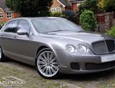 Bentley Continental SPEED 6.0 W12 [610 BHP] 4WD 4 DOOR SALOON Auto