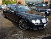 Bentley Continental 6.0 W12 Speed 4dr Auto