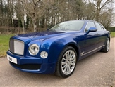 Bentley Mulsanne S AUTO