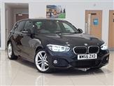 BMW 1 Series Diesel Hatchback 116d M Sport 5dr [Nav] Step Auto