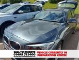 BMW 1 Series 1.5 116D ED PLUS 5d 114 BHP