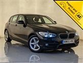 BMW 1 Series 1.5 116d ED Plus (s/s) 5dr
