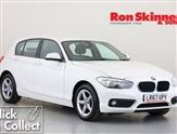BMW 1 Series 1.5 116D SE 5d 114 BHP