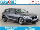 BMW 1 Series 1.5 118I SPORT 3d 134 BHP