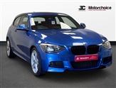 BMW 1 Series 116i M Sport 3dr Step Auto