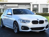 BMW 1 Series 118d M Sport 5dr [Nav/Servotronic]