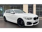 BMW 1 Series 118d M Sport 5dr [Nav] Step Auto