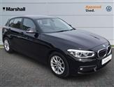BMW 1 Series 116d SE Business 5dr [Nav/Servotronic]