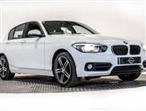 BMW 1 Series 118d Sport 5dr [Nav]