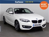 BMW 2 Series 218i Sport 2dr [Nav] Step Auto
