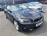 BMW 2 Series 220d M Sport 2dr [Nav]