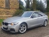 BMW 3 Series 2.0 320d M Sport (s/s) 4dr Auto