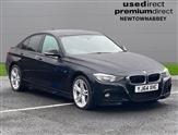 BMW 3 Series 320d M Sport 4dr