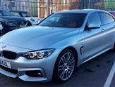 BMW 4 Series 420d [190] M Sport Auto [Professional Media]